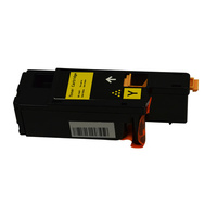 Laser for Dell 1660 1660W Yellow Generic Toner