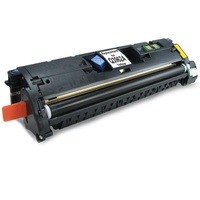 Laser for HP Q3962A #122A Toner Yellow Cartridge C9702 C3960 EP-87 CART301Y