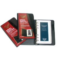 Telephone Address book Waterville Black WAB30BLACK - each