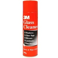 Glass Cleaner 3m Spray (ROAD FREIGHT ONLY) can 500gram Scotch