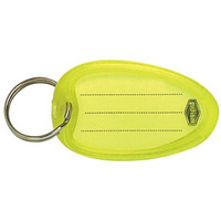 KeyTags Standard Marbig Yellow  - pack 10