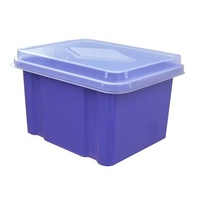 Storage Box Italplast 32 Litre I307 Grape I307FG