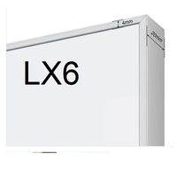 Whiteboard Magnetic LX6 Slim Edge  900x1500 Designer Range Architectural LX6-1590 Extra freight for country applies