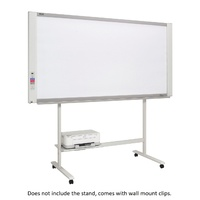 Electronic Whiteboard 1800 x 910 M-18S Plus ECB screen additional freight will apply, call us first 1300 659 870