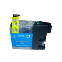 LC135XL Cyan Compatible Inkjet Cartridge
