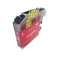 LC-233 Magenta Compatible Inkjet Cartridge