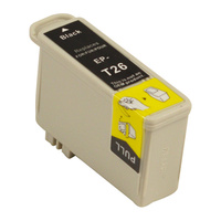 InkJet for Epson #T026 Black Compatible Inkjet Cartridge