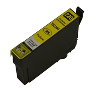 Epson #220YXL Yellow Premium Compatible Inkjet Cartridge