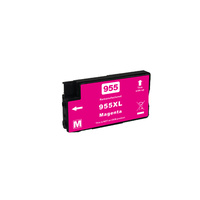 InkJet for HP #955XL Remanufactured Magenta L0S66AA 1600 pages