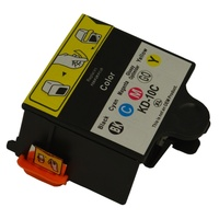 Series 10 Colour Compatible Inkjet Cartridge