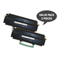 Laser for Dell 592-10436 #1720 Black Premium Generic Toner Cartridge x 2
