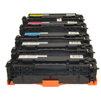 CC530A #304A CART-318CART-418 Series Premium Generic Toner Set PLUS Extra Black