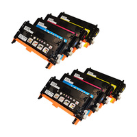 3130 Series Generic Toner Set X 2
