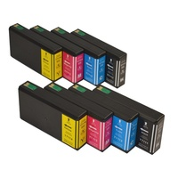 InkJet for Epson #711XXL Series Compatible Inkjet Cartridge Set x 2 (8 cartridges)