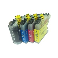 LC-233 Premium Inkjet Cartridge Set (4 Cartridges)