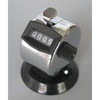 DeskTop Tally Counter D1 0-9999 plastic base plastic winder Tally1dPbPw