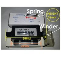 Mechanical 6 Digit Counter Manual