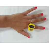 Finger counter, tally counter for your fingers - Assorted colours - each