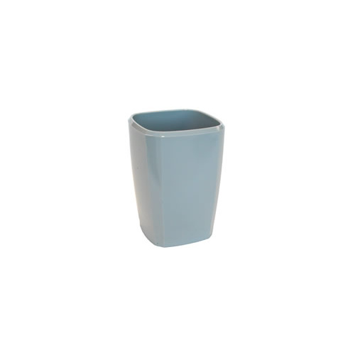Pencil Cup Grey 3415 Metro 234155 - each