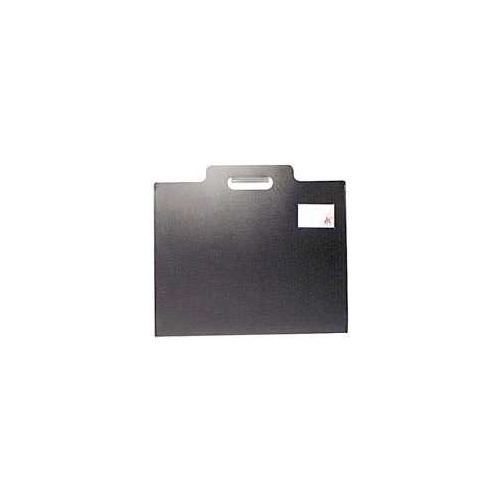 750A3 A3 flat carry sleeve with die cut handle and business card window Colby - pack 10
